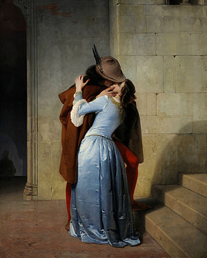 Hayez - The Kiss
