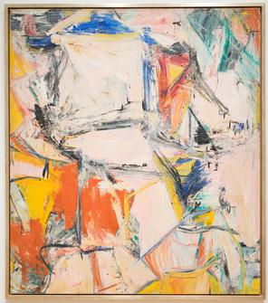 Interchange by de Kooning