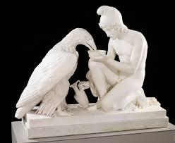 Moons of Jupiter - Ganymede and the Eagle